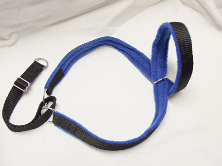 FLEECE FIGUER 8 HEAD COLLAR